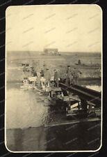 Bourlon/Cambrai-1918-Feldbahn-schelde Brücke-Pionier-Bataillon 13-108