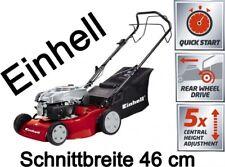 EINHELL GC-PM 46/1 S  BENZIN RASENMÄHER 46 CM RAD ANTRIEB SELBSTFAHRER MÄHER NEU