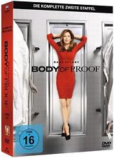 Body of Proof - Die komplette zweite Staffel - 4 DVD Set - Neu