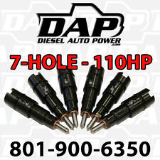 +110HP Performance Injectors for Dodge Diesel Cummins RAM 24v 110 hp  1998-2002