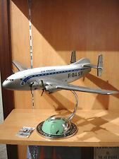 AVION BREGUET 2 PONTS  AIR FRANCE maquette AGENCE 1/72 DESK TOP MODEL