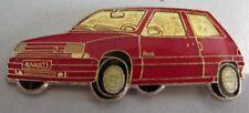 Renault pin/BROCHE: renault r 5 rouge r5/80er 90er ans-Culte!