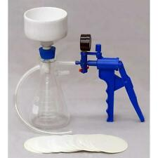 NC-10023 Lab Filtering Kit 500ml, with Vacuum Pump. Excellent Economy Kit