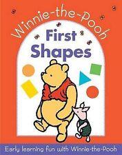 Winnie-the-Pooh: First Shapes (Dean), Dean, New Book