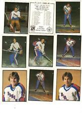 1982-83  Kitchener Rangers Junior Hockey Police Set (30) NRMT Al MacInnis Young