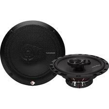 "Rockford Fosgate R165X3 6.5"" 17cm 3 Way Coaxial Speakers 1 Pair 90w"