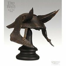 Sideshow Weta: Lord of the Rings: BATTLE TROLL HELM (1:4 scale, metal) - helmet