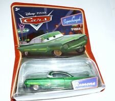 Disney Pixar The World of Cars 155 Die-Cast Green Ramone Supercharged New