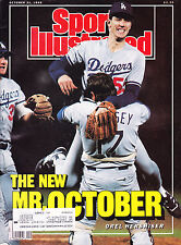 SHIPPED IN A BOX -  Sports Illustrated Magazine October 31 1988 Orel Hershiser