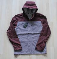 Nike SB Shield Outdoor Jacke Burgunder Rot Grau Gr. L NEU 938478 652