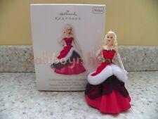 Hallmark 2007 Celebration Barbie Series Christmas Ornament