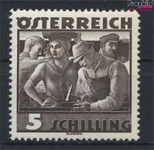 Österreich 587 postfrisch 1934 Volkstrachten (9210525