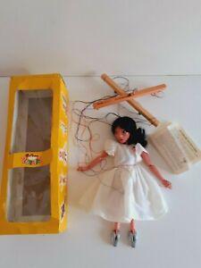Boxed Vintage Pelham Puppet Ballet Dancer in nice condition