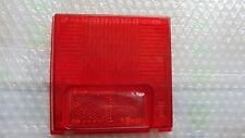 Plastic Light Rear Left - Rear Light Lens Fiat 124 Coupe 'Stars 001.216.500