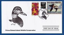 Canada (PEI10) 2004 Prince Edward Island Wildlife Federation Stamp FDC