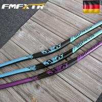 FMFXTR Lenker 31.8*780mm Aluminum Alloy MTB XC DH Fahrrad Riser Bar Superlicht