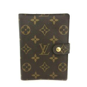 Louis Vuitton Monogram Agenda PM Notebook Cover /C0934