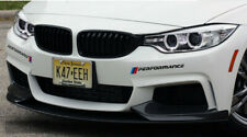 A Pair Car Body Front Bumper Sticker Sports Racing Decals For Black Performance
