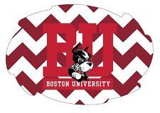 "BOSTON UNIVERSITY TERRIERS CAR MAGNET-BOSTON TERRIERS MAGNET-2 PACK-5"" X 6"""