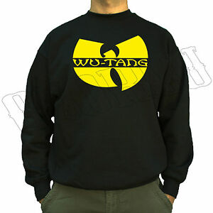 Wu Tang Clan Inspired Hip Hop Rap Music Summer Unisex Sweatshirt Jumper S-3XL