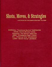 One-pocket billiard book Shots Moves & Strategies seller is author, Eddie Robin