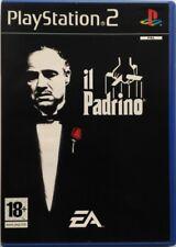 Gioco PS2 Il Padrino - Electronic Arts Sony Playstation 2 Usato