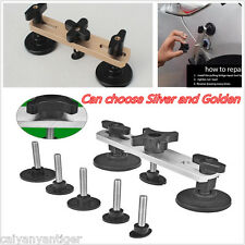 Car Body Repair Kit Auto Bodywork Paintless Dent Ding Hail Removal Tool Puller