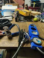 New listing Scubapro Vintage Mk5 Chrome regulator and gauges