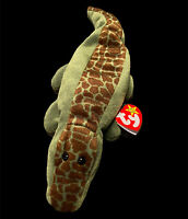 Original Ty Beanie Baby ALLY The Alligator Style #4032 With Tag VTG Beanie