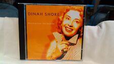 Dinah Shore Manhattan Serenade 2005 UK Import cd3181
