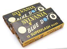Sylvania Blue Dot Superflash Bulbs Multi Pack x2 - UK Dealer