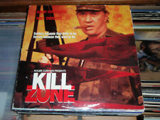Kill Zone Laserdisc LD