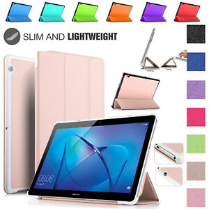 """Huawei MediaPad T3 8.0"""" & 7.0"""" Inch Magnetic Case Auto Wake/Sleep Stand Cover"""