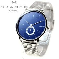 SKAGEN MEN'S ULTRA SLIM DENMARK MESH LUXURY WATCH SKW6230