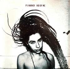 PJ Harvey CD Rid Of Me - France by PMDC (VG+/G)