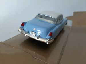 1/43 O scale ERTL 2541 1952 Cadillac De-ville custom wheels code3 handmade