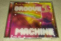 Groove Machine: K-Tel Presents: Groove Machine  (CD, 2 DISC SET)