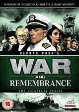 War and Remembrance The Complete Series 5030697036018 With Robert Mitchum DVD