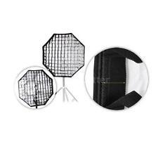 """Hot Sale New Black 120cm/47"""" Octagon Honeycomb Grid for Studio Umbrella Softbox"""