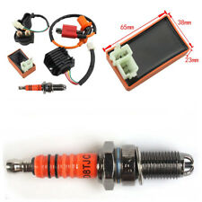 Racing Ignition Coil CDI Spark Plug Regulator Rectifier Relay For CG 125cc 150cc