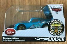 Disney Store Bling Bling Dinoco McQueen Chaser - New In Box