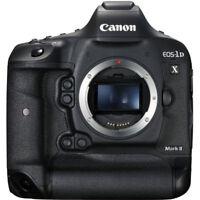 Canon EOS-1D X Mark II DSLR Camera (Body Only) 0931C002