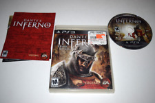 Dante's Inferno Divine Edition Playstation 3 PS3 Video Game Complete