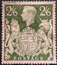 Stamp Great Britain 1942 2sh 6d King George VI Used