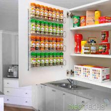 Égouttoirs, étagères et barres en chrome pour le rangement de la cuisine Cuisine