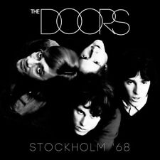 THE DOORS - Stockholm '68. New CD + Sealed. **NEW**