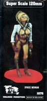 Verlinden 1:16 120mm Space Woman Resin Figure Kit #1075