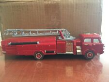 Avon The Red Sentinel Firetruck Wild Country After Shave And Talc Painted