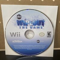 Wipeout: The Game - Nintendo Wii - Disc Only - Tested