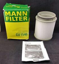 Mann-Filter Cabin Pollen Filter CU 1546 CU1546, Suit Renault, Nissan
